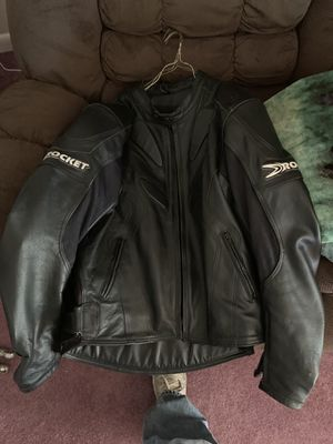 Motorcycle jacket for Sale in Mentor, OH