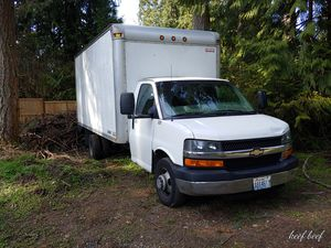 Chevy box truck for Sale in Spanaway, WA
