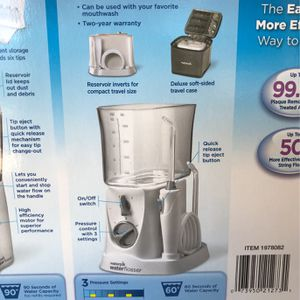 Waterflosser Nano for Sale in Lake Elsinore, CA