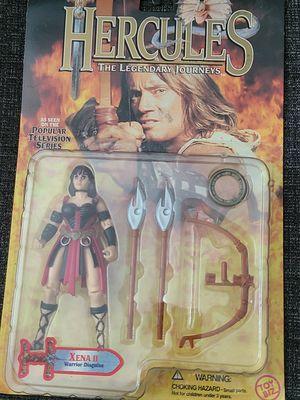 Hercules series Xena warrior action figure for Sale in Irwindale, CA