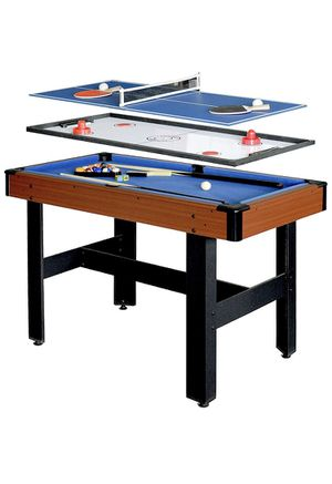 3 in 1 Multi Game Table for Sale in Fairless Hills, PA
