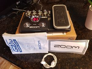 BEST GUITAR EFX AND USB AUDIO INTERFACE/DRUM MODULE for Sale in Miami, FL