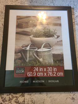 24x30 Brand New Wooden Frame for Sale in Jacksonville,  FL