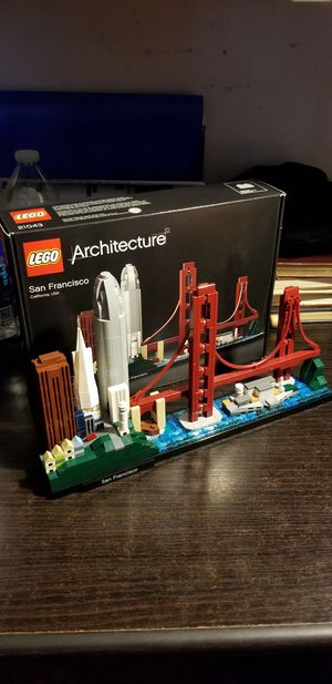 Lego architecture san fransisco for Sale in Downey, CA