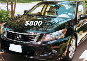 $8OO URGENT I'm selling my family's car 2OO9 Honda Accord Sedan Runs and drives great! Clean title. for Sale in Gulfport, FL