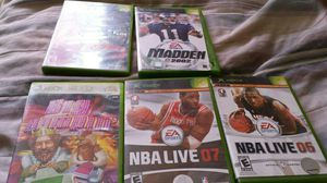 5 Xbox games for for Sale in West Palm Beach, FL