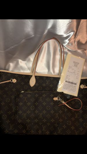 L/V** Neverfull Tote for Sale in Middletown, CT
