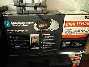 Craftsman smart garage door opener for Sale in Denver, CO