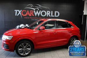 2016 Audi Q3 for Sale in Dallas, TX