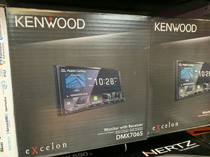 Kenwood excelon dmx706s on sale today message us for the lowest prices in la today for Sale in South Gate, CA