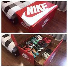 Shoebox handmade out of wood for Sale in Las Vegas, NV