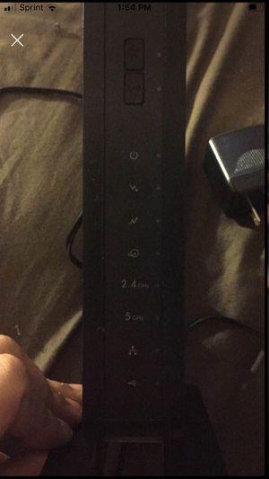 Netgear 5G WiFi modem for Sale in Rochester, MN