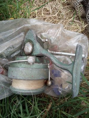 Collectible French fishing 🎣 reel. for Sale in Downey, CA