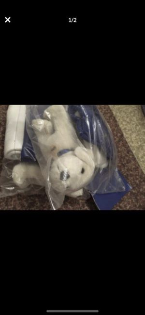 Kids stuffed dog with folding house. Also comes with bowl, bone.. great gift for kids that can't own a real animal..$20 or both sets for $30. Stuffed for Sale in Woodbridge, VA