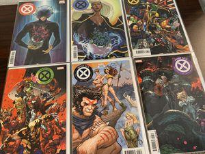 Marvel comics X-men HOUSE OF X 1-6 for Sale in Houston, TX