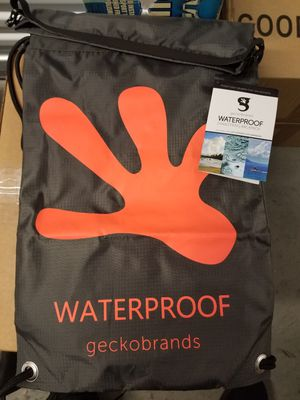 Waterproof Gecko backpack and phone case for Sale in Manassas Park, VA