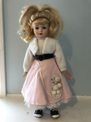 50's Themed Porcelain Doll for Sale in Bristol, RI