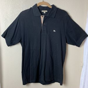 Authentic men's Burberry polo size small for Sale in Fort Lauderdale, FL