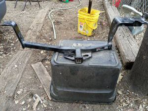 Hitch receiver and two ball mounts for Sale in Wichita, KS