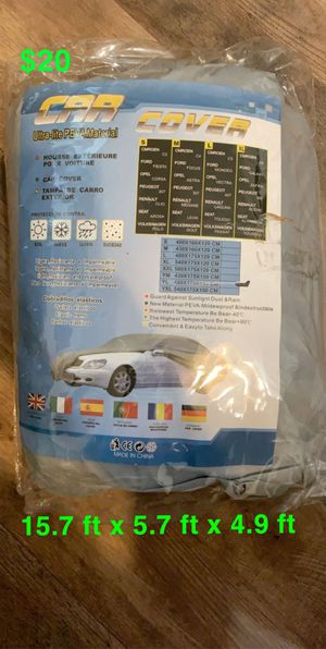 Car cover for Sale in Dallas, TX