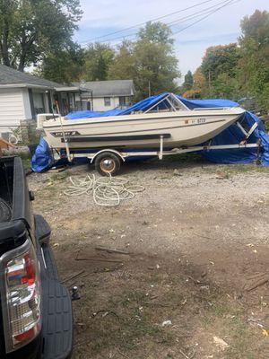 Trade boat for 4x4 4wheeler dirt bike for Sale in Evansville, IN