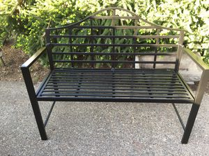 Metal Bench for Sale in Happy Valley, OR