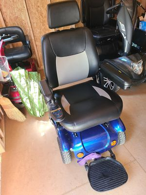 Merit scooter power chair for Sale in Manchester, PA