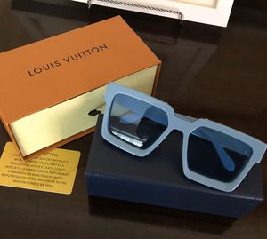 Unisex Blue LV millionaire glasses ! Excellent! Serious buyers only ! No trades for Sale in Silver Spring, MD
