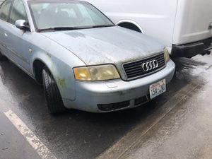2003 Audi A6 3.0 FOR PARTS for Sale in Federal Way, WA