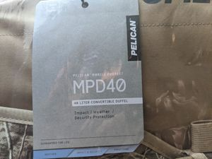 Pelican Mobile Protect MPD40 - Realtree Edge/Tan for Sale in Bakersfield, CA