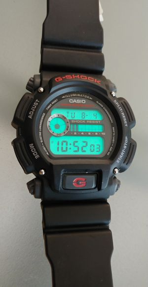 New genuine casio gshock watch water and shock resistant $140 retail for Sale in Charlottesville, VA