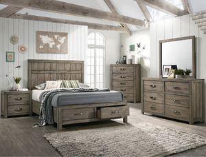 QUEEN 6PC BEDROOM SET for Sale in Las Vegas, NV