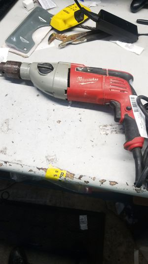 Milwaukee hammer drill 1/2 inch for Sale in Jacksonville, FL