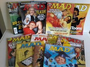 13 MAD Magazines Excellent Condition for Sale in Las Vegas, NV