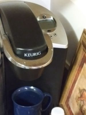 KUERIG AND 2 BOXES OF COFFEE for Sale in Wichita, KS