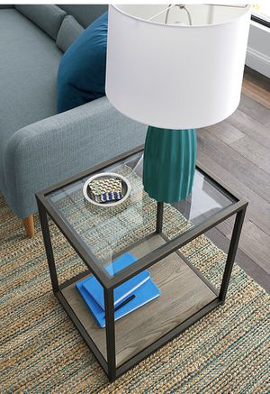 Crate & Barrel Switch Side Table for Sale in Mountain View, CA