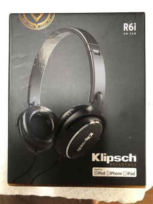 Headphones - Klipsch R6i New in Box for Sale in Lockhart, FL