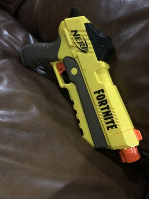 Fortnite nerf gun never used ( only local meetups) for Sale in Anaheim, CA
