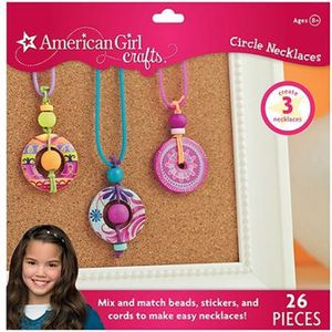 American Girl Doll Crafts- Circle Necklaces Kit for Sale in Boring, OR