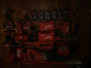 Milwaukee tool bundel for Sale in Philadelphia, PA