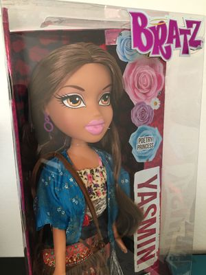 "Bratz Yazmin 24"" Doll poetry princess (New) MGA for Sale in San Diego, CA"