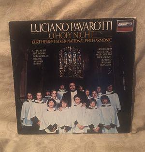 Luciano Pavarotti Vinyl LP Album for Sale in Barrington, IL