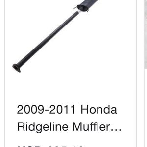 Honda Ridgeline Original Exhaust for Sale in Joliet, IL
