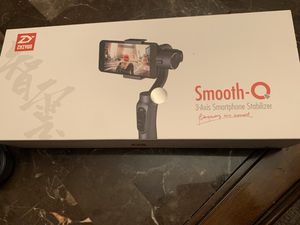 Smooth-Q stabilizer/gimbal new condition. Works perfectly for Sale in Port St. Lucie, FL