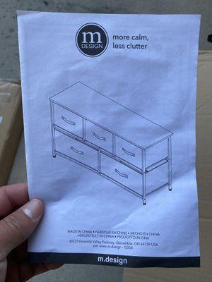 Dresser for Sale in Redlands, CA