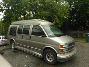 01' Chevy express conversion van for Sale in Washington, DC