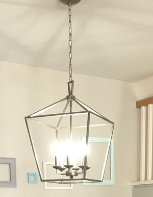 Silver chandelier for Sale in San Diego, CA