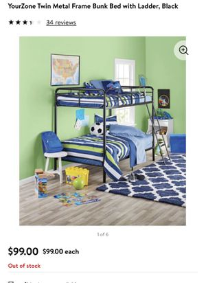Bunk bed for Sale in Stockton, CA