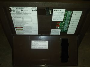 Rv converter/charger distribution panel for Sale in Salinas, CA