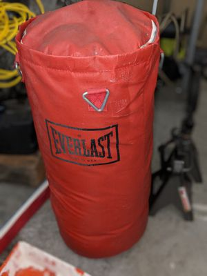 Everlast mini punching bag for Sale in Vallejo, CA